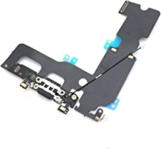 E-repair Charging Port Headphone Jack Flex Cable Replacement for iPhone 7 Plus (5.5 inch) (Black)
