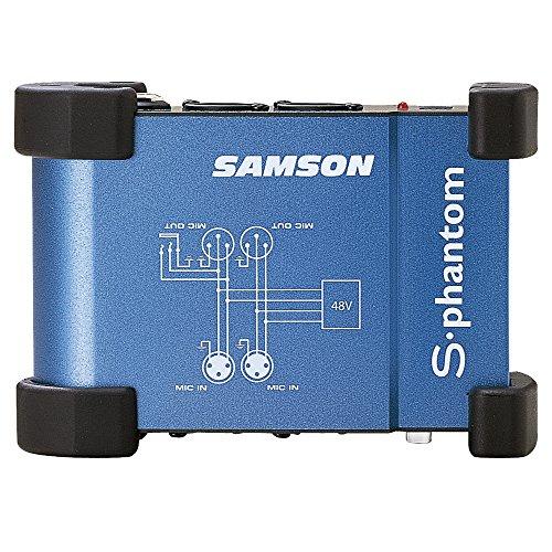 Samson SASPHANT - Alimentador de red S-Phantom (48 V)