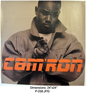 Best cam'ron poster Reviews