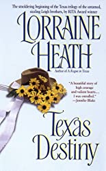 historical romance books - Texas Destiny