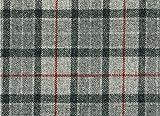 Tessuto in tweed scozzese, 100% pura lana al metro, rif. 1818/72