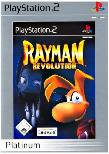 Rayman Revolution PLT