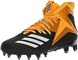 adidas Hombres Freak X Carbon Mid Low & Mid Tops Schnuersenkel Fussball Sneaker Gelb Groesse 18 Us /