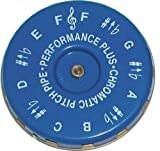 Performance Plus CP-F Vocal Chromatic Pitch Pipe Key of F to F with...
