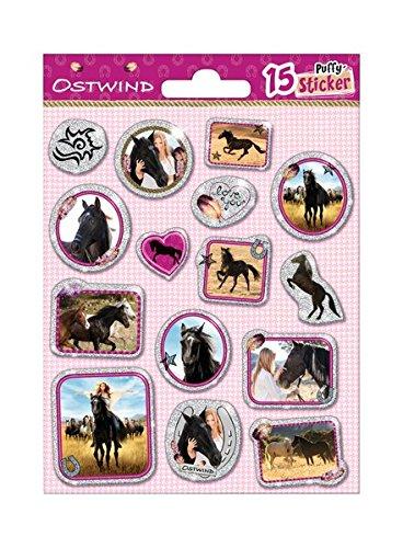 Ostwind: Puffy-Sticker