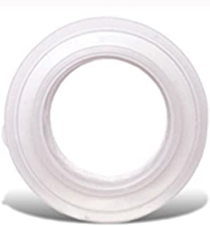Low Pressure Adapter Sur-Fit Natura® Transparent, 2-1/4 Inch Flange - 10/BX (MFN # 401994)