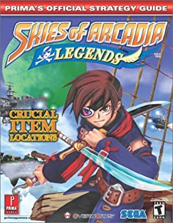 Skies of Arcadia Legends (Prima's Official Strategy Guide)