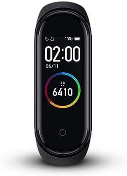 Xiaomi MGW4060PO Mi Smart Band 4 Pulsera de Actividad Negro AMOLED 2,41 cm (0.95