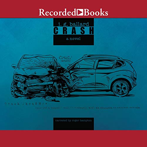 Crash audiobook cover art