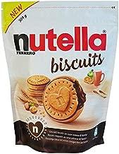 biscuit nutella ferrero