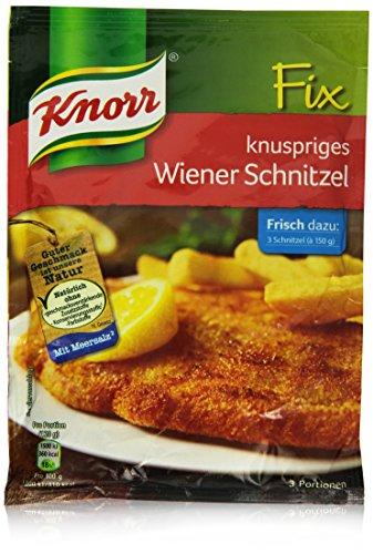 Knorr - Fix Knuspriges Wiener Schnitzel, 100 g 3 Portionen