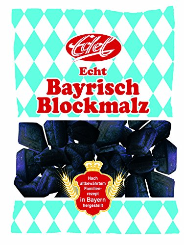 Echt Bayrisch Blockmalz Spezial 125 g Beutel Edel-Bonbon