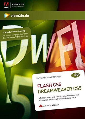 Adobe Flash CS5 & Dreamweaver CS5