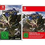 Monster Hunter Rise (Nintendo Switch) + Deluxe Kit (Download Code)