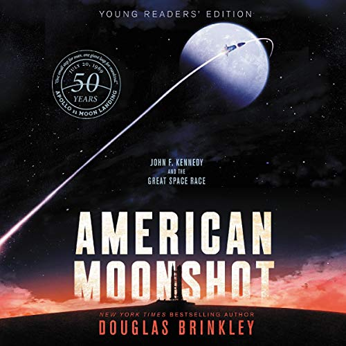 Couverture de American Moonshot Young Readers' Edition
