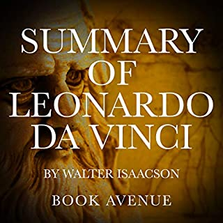 Summary of Leonardo da Vinci by Walter Isaacson cover art