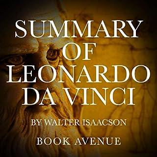 Summary of Leonardo da Vinci by Walter Isaacson audiobook cover art