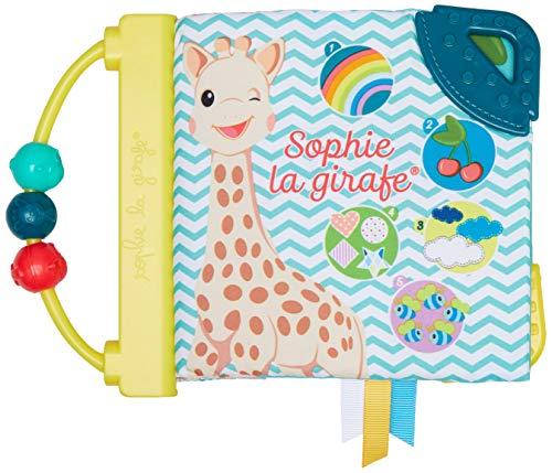 キリンのソフィー【ファーストブック 本】 [日本正規品] Vulli 歯固め 可愛い 赤ちゃん 乳児 0歳 3ヵ月から遊べる 1歳 人気 初めてのおもちゃ 絵本 男の子 女の子 誕生日プレゼント 玩具 ベビー用品 おもちゃ