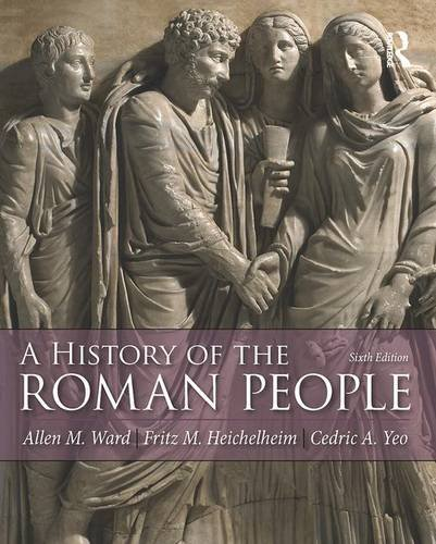 A History of the Roman People (6th Edition)
