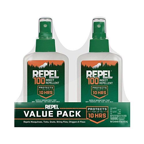 Repel 100 Insect Repellent, 2/4 fl oz