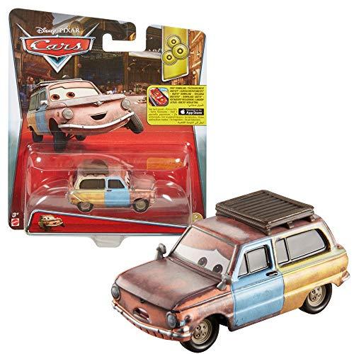 Disney Cars Cast 1:55 - Auto Fahrzeuge Modelle Sort.2 zur Auswahl, Typ:Jason Hubkap