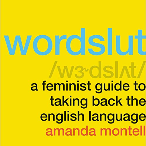 Wordslut audiobook cover art