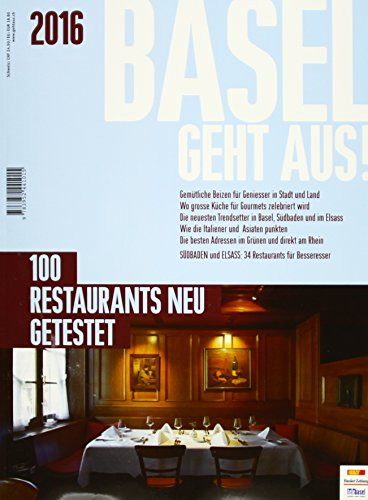 Preisvergleich Produktbild Basel geht aus! 2016