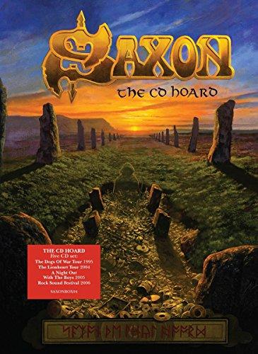 The CD Hoard (5 CD)