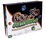 RoosterFin Ninja Squirrels Game of Color Matching Nut Snatching Fun