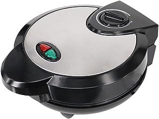 Electric Crispy Egg Roll Maker, Omelet Sandwich Iron Crepe Baking Pan Waffle Pancake Oven, DIY Glass Cone Machine