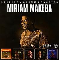 Original Album Classics by MIRIAM MAKEBA