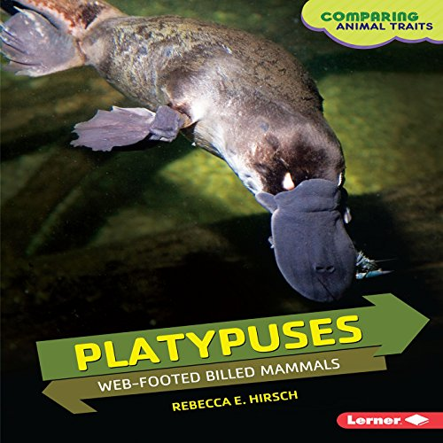 Platypuses audiobook cover art