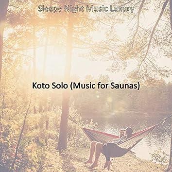 Koto Solo (Music for Saunas)