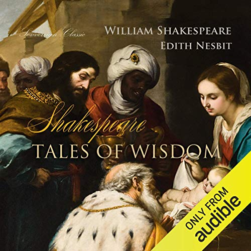 Shakespeare Tales of Wisdom cover art