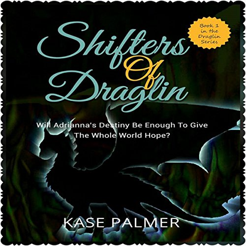 Shifters of Draglin audiobook cover art