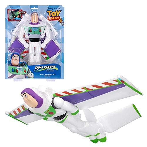 Disney - Buzz Lightyear volador RealFlyers Toy Story 4 (43983)