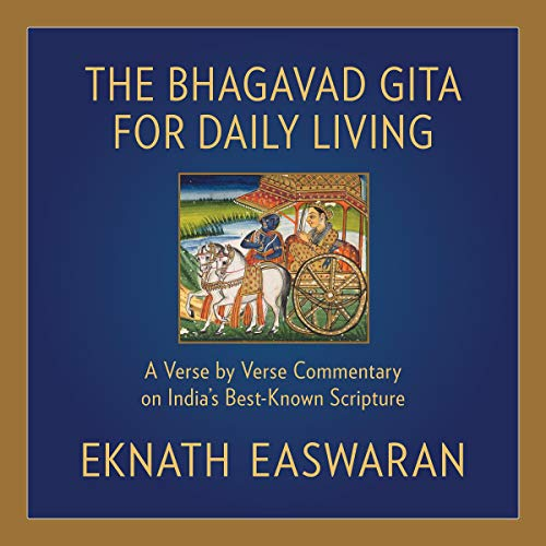 The Bhagavad Gita for Daily Living cover art