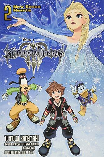 Kingdom Hearts III: The Novel, Vol. 2 (light novel): New Seven Hearts (Kingdom Hearts III Light Novel)