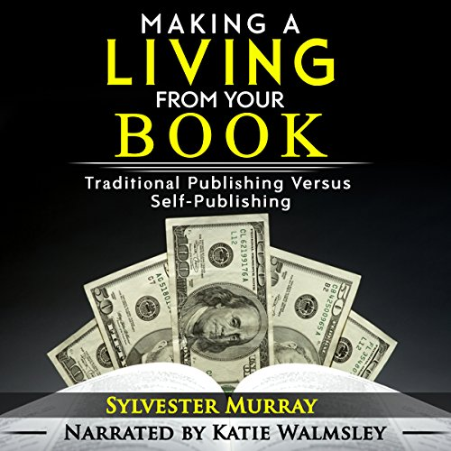 Making a Living from Your Book audiobook cover art