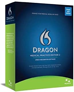 Nuance Dragon Medical Practice, Edition 2