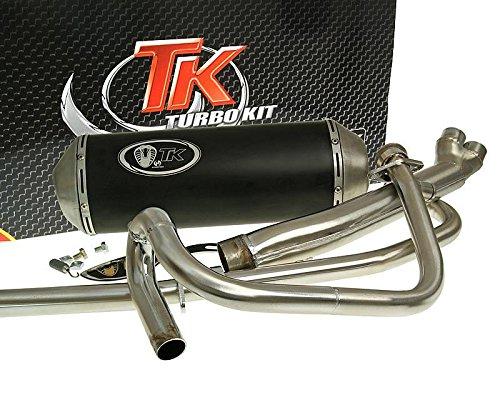 Auspuff TURBO KIT 2-in-1 X-Road - HYOSUNG GT 125 R