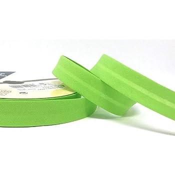 25mm x 2m Lime Green Herringbone Tape.