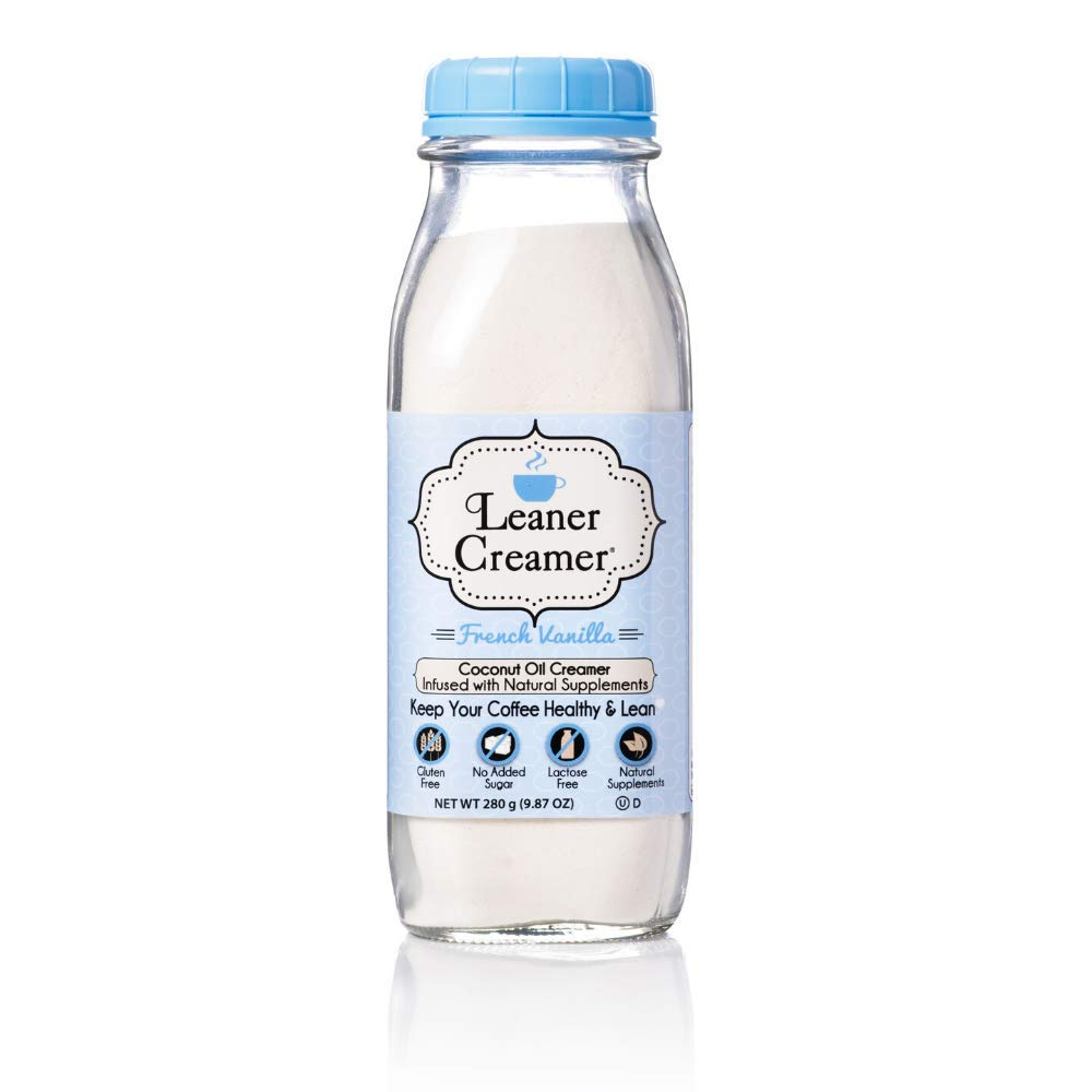 Leaner Creamer French Super Super special price sale period limited Vanilla Perf 9.87oz. Powder Coffee
