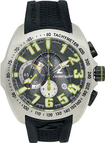 Chronotech Orologio da uomo orologio da polso Extreme Round CT.7038m/05
