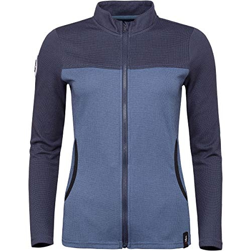 Chillaz Damen Street Jacke, Dark Blue, EU 34