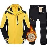 JJZZ Abbigliamento da sci Tuta da Sci Invernale Giacche da...