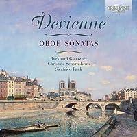 Devienne: Oboe Sonatas by Pank (2013-08-27)