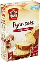 Koopmans Fijne cake - de basis voor iedere luchtige cake - bakmix voor 1 cake (400 g)