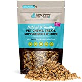 Raw Paws Pet Grain-Free Sweet Potato Training Treats for Dogs, 6-oz - Made in the USA - Vegetarian & Vegan Dog Treats - Natural Sweet Potato Dog Treats - Low Calorie, Gluten Free Puppy Training Treats