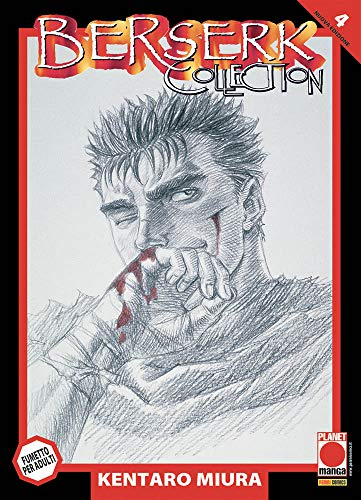 Berserk collection. Serie nera (Vol. 4)